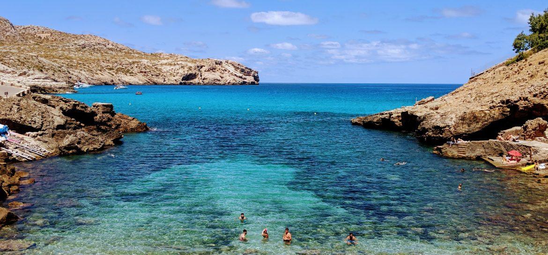 Cala Carbó, Mallorca, Vacaciones Mentales