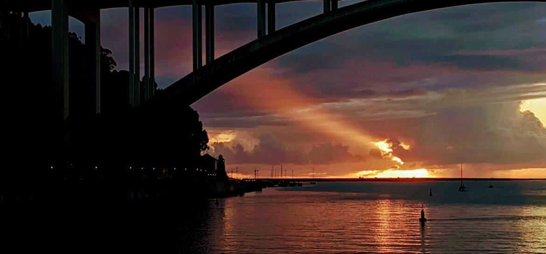 Luz Atardecer Sol