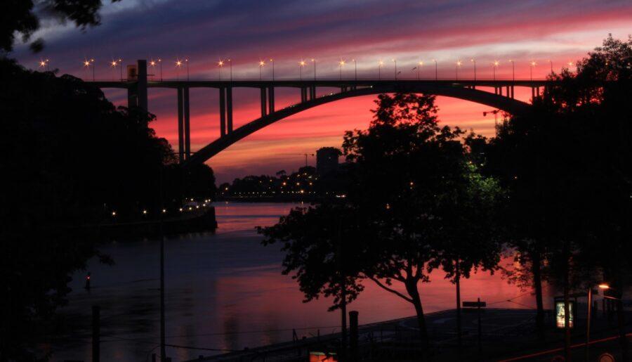 Ponte da Arrábida, Porto